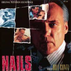 CDs de Música: NAILS / BILL CONTI CD BSO. Lote 17454581