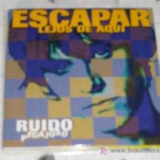 CDs de Música: MUSICA GOYO - CD SINGLE - RUIDO PEGAJOSO - ESCAPAR LEJOS DE AQUI -*LXXX99. Lote 21699910