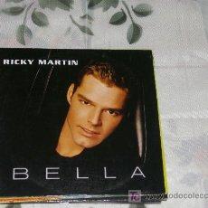 CDs de Música: MUSICA GOYO - CD SINGLE - RICKY MARTIN - BELLA - *AA98. Lote 21700232