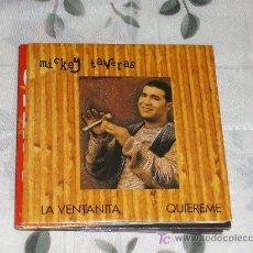 CDs de Música: MUSICA GOYO - CD SINGLE - MICKEY TAVERAS - LA VENTANITA/QUIEREME - *II99. Lote 21700256