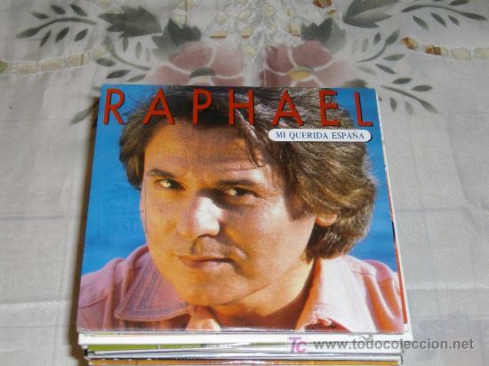 MUSICA GOYO - CD SINGLE - RAPHAEL - MI QUERIDA ESPAÑA -*EE99 (Música - CD's Melódica )
