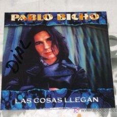 CDs de Música: MUSICA GOYO - CD SINGLE - PABLO BICHO - LAS COSAS LLEGAN - TOREROS MUERTOS - BICHOS -*II99. Lote 21700554
