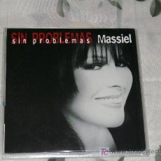 CDs de Música: MUSICA GOYO - CD SINGLE - MASSIEL - SIN PROBLEMAS - *FF99. Lote 21700560