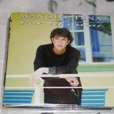 CDs de Música: MUSICA GOYO - CD SINGLE - MANOLO TENA - POR TU AMOR - *GG99. Lote 21700974