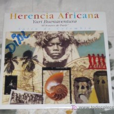 CDs de Música: MUSICA GOYO - CD SINGLE - YURI BUENAVENTURA - HERENCIA AFRICANA - *BB99. Lote 21764627