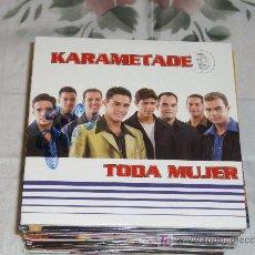 CDs de Música: MUSICA GOYO - CD SINGLE - KARAMETADE - TODA MUJER - POP - *FF99. Lote 21806769