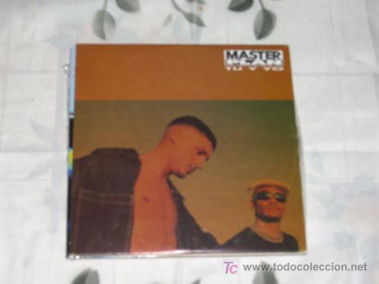 MUSICA GOYO - CD SINGLE - MASTER PLAN - TU Y YO - POP - *II99 (Música - CD's Hip hop)