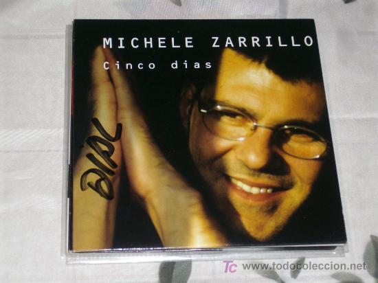 MUSICA GOYO - CD SINGLE - MICHELE ZARRILLO - CINCO DIAS - POP *LXXX99 (Música - CD's Melódica )