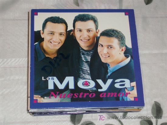 MUSICA GOYO - CD SINGLE - MOYA, LOS... - NUESTRO AMOR - FOLK *UU99 (Música - CD's Melódica )