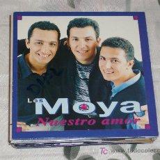 CDs de Música: MUSICA GOYO - CD SINGLE - MOYA, LOS... - NUESTRO AMOR - FOLK *UU99. Lote 21820969