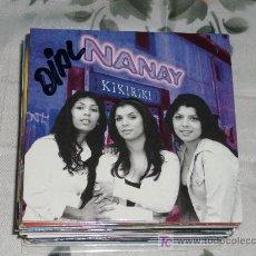 CDs de Música: MUSICA GOYO - CD SINGLE - NANAY - KIKIRIKI - POP/ROCK/FOLK *II99. Lote 21821013