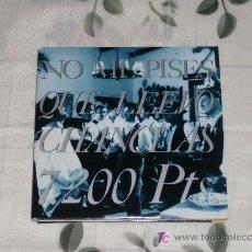 CDs de Música: MUSICA GOYO - CD SINGLE - NO ME PISES QUE LLEVO CHANCLAS - POP *GG99. Lote 21824199