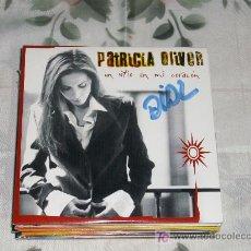 CDs de Música: MUSICA GOYO - CD SINGLE - PATRICIA OLIVER - UN SITIO EN MI CORAZON - POP *HH99. Lote 21824389