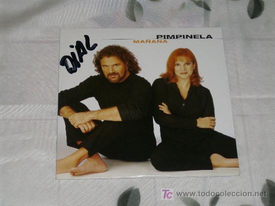 MUSICA GOYO - CD SINGLE - PIMPINELA - MAÑANA - RARO - POP *XX99 (Música - CD's Melódica )