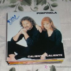 CDs de Música: MUSICA GOYO - CD SINGLE - PIMPINELA - CALIENTE CALIENTE - RARO - POP *BB99. Lote 21824485