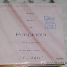 CDs de Música: MUSICA GOYO - CD SINGLE - PIMPINELA - CUIDALA - RARO - POP *BB99. Lote 21824487