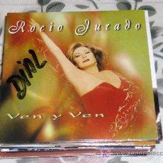 CDs de Música: MUSICA GOYO - CD SINGLE - ROCIO JURADO - VEN Y VEN - FOLK - *CC99. Lote 31074793