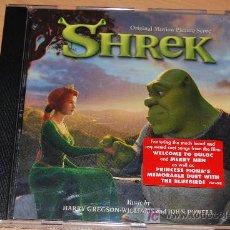 CDs de Música: CD BSO SHREK SCORE - 2001 - DE COLECCIONISTA MUY DIFICIL DE ENCONTRAR. Lote 18966993