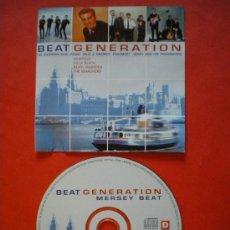 CDs de Música: BEAT GENERATION MERSEY BEAT TEMAS DE LENNON Y MCCARTNEY BEATLES. Lote 26834366