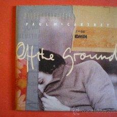CDs de Música: PAUL MCCARTNEY CD SINGLE OFF THE GROUND - COSMICALLY CONSCIOUS BEATLES. Lote 26834364