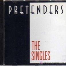 CDs de Música: CD- PRETENDERS - THE SINGLES. Lote 17704406