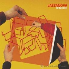 CDs de Música: JAZZANOVA - 2CD - REMIXED - DIGIPACK - PRECINTADO!!!. Lote 26470202
