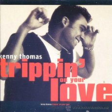 CDs de Música: KENNY THOMAS / TRIPPIN´ ON YOUR LOVE (2 VERSIONES) (CD SINGLE 1993). Lote 17748167