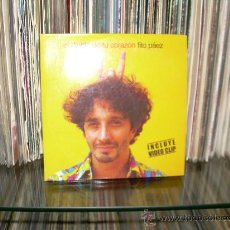 CDs de Música: FITO PAEZ - EL DIABLO DE TU CORAZON CD SINGLE INCLUYE VIDEOCLIP. Lote 17796039