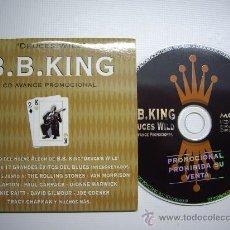 CDs de Música: CD SINGLE (EP) 'DEUCES WILD' - B.B. KING. Lote 26811969