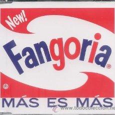 CDs de Música: FANGORIA CD SINGLE MAS ES MAS (PRECINTADO). Lote 17918530