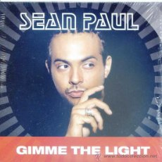 CDs de Música: SEAN PAUL / GIMME THE LIGHT (2 VERSIONES) (CD SINGLE 2003). Lote 18001065