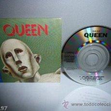 CDs de Música: QUEEN / WE ARE THE CHAMPIONS / CD SINGL DE 3 PULGADAS EN FUNDA DE CARTONCILLO. Lote 18024031