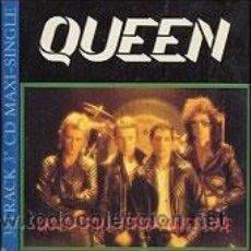 CDs de Música: QUEEN / CRAZY LITTLE THING CALLED LOVE/ CD SINGLE DE 3 PULGADAS CON PORTADA CARTONCILLO. Lote 18024112