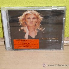 CDs de Música: FAITH HILL - BREATHE. Lote 18034783