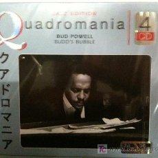 CDs de Música: BUD POWELL MAGNIFICO RECOPILATORIO DE JAZZ 4CDS NUEVO PRECINTO ORIGINAL. Lote 26942214