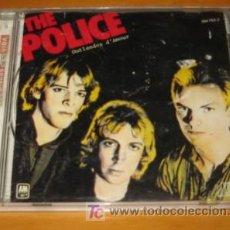 CDs de Música: THE POLICE - OUTLANDOS D'AMOUR - CD - AM 1979 EDICION EL PAIS. Lote 25693250