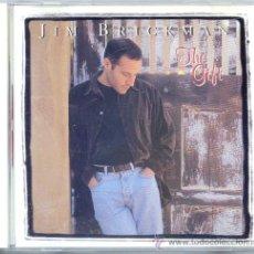 CDs de Música: JIM BRICKMAN / THE GIFT (CD SINGLE 1997). Lote 18156464