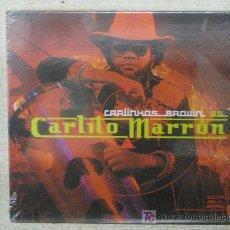 CDs de Música: CARLINHOS BROWN ES -CARLITO MARRÓN- NUEVO PARA ESTRENAR-IMPRESCINDIBLE. Lote 26355083