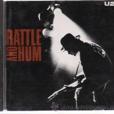 CDs de Música: U2 - RATTLE AND HUM (CD). Lote 18172224
