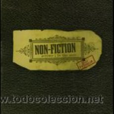 CDs de Música: NON-FICTION - PREFACE / IN THE KNOW, DOBLE CD. WATCHTOWER, HADES. Lote 27021301