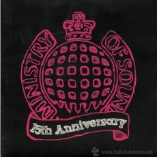 CDs de Música: MINISTRY OF SOUND - EDICIÓN INGLESA, 2006 - MIXED BY MARK KNIGHT. Lote 27057499