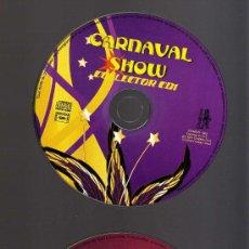 CDs de Música: CD - CARNAVAL SOW - CD 1 Y CD 2. Lote 18483832