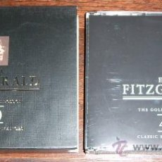 CDs de Música: .:·*·:. ELLA FITZGERALD - DOBLUE CD CLASSIC PERFORMANCES -EDICIÓN DE LUJO - IMPECABLE ESTADO .:·*·:.. Lote 26924896