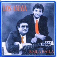 CDs de Música: LOS AMAYA / BAILA BAILA - SEVILLA (CD SINGLE 1994). Lote 18595015
