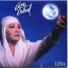 CDs de Música: ANA GABRIEL / LUNA (CD SINGLE 1993). Lote 18595205