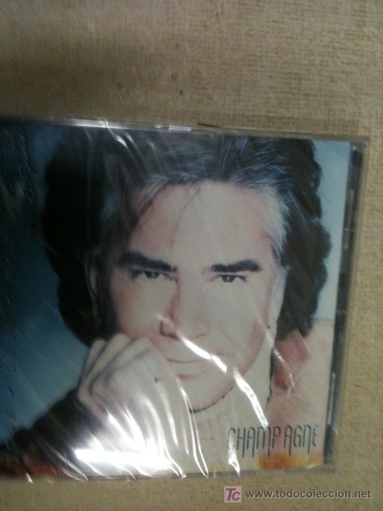 CD JOSE LUIS RODRIGUEZ-EL PUMA-CHAMPAGNE-NUEVO PRECINTADO (Música - CD's Melódica )