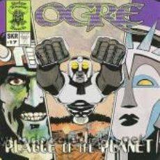 CDs de Música: OGRE - PLAGUE OF THE PLANET (DOOM METAL). Lote 27463919