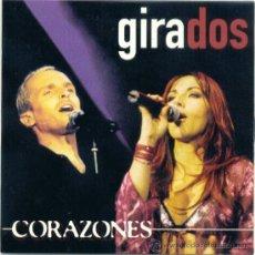 CDs de Música: MIGUEL BOSE. ANA TORROJA. CORAZONES (CD SINGLE PROMO 2000). Lote 18725505