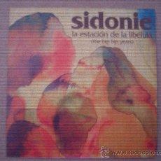 CDs de Música: SIDONIE-BADULAKE/CENTINELAS/LET IT FLOW-CDSINGLE.. Lote 26756106