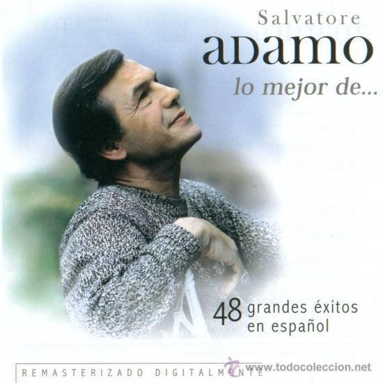 Salvatore Adamo Lo Mejor De 48 Grandes Ex Verkauft Durch Direktverkauf 19024871